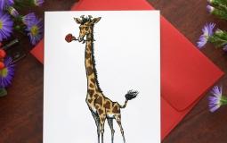 lovegiraffe-redcard
